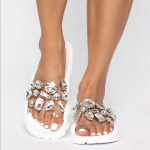 """Fashion Nova """"Gemma"""" Sandals"""